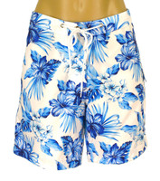 "BD98  BOARD SHORT 7"" INSEAM ""BLUE HAWAII"" NNY NWI"