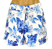 "BD11  BOARD SHORT 4"" INSEAM ""BLUE HAWAII"" NNY NWI"