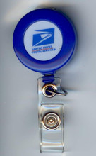 USPS Badge Reel