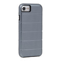 Case Mate Tough Mag Case - Dual Layer Protection with rugged textured finish, iPhone 7, Titanium Grey