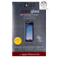 Zagg Invisible Shield Glass - Premium Tempered Glass Screen Protection - iPhone 7, Clear