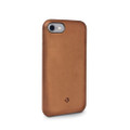 Twelve South Relaxed Leather - genuine burnished leather case  - for iPhone 7, Cognac
