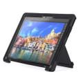 Griffin Survivor Slim protection case - Type Cover compatible for Surface Pro 2017 model, Black