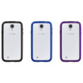 Griffin Reveal ultra thin shell case with rubber edging, unique design - Samsung Galaxy S4