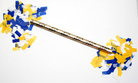 "18"" Airless Confetti Launcher with Tissue Confetti  (Custom Colors)"