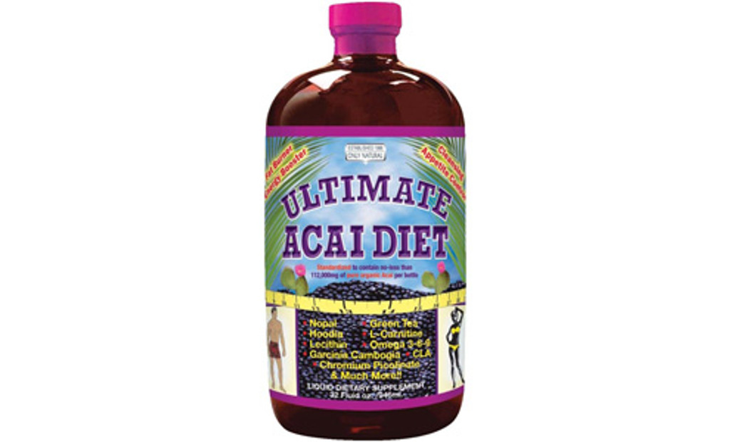 Only Natural Ultimate Acai Diet Juice