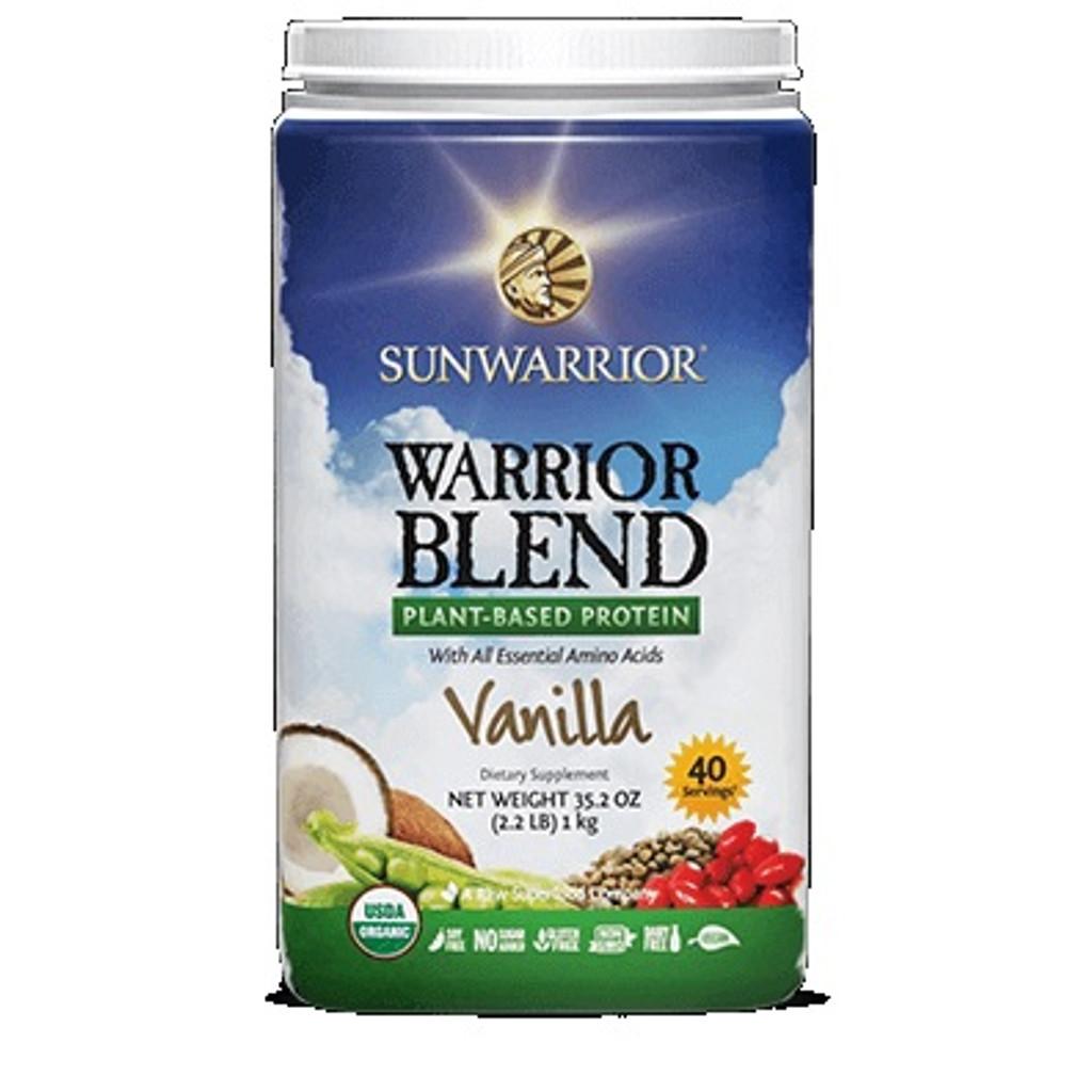 Sun Warrior Blend Protein Powder