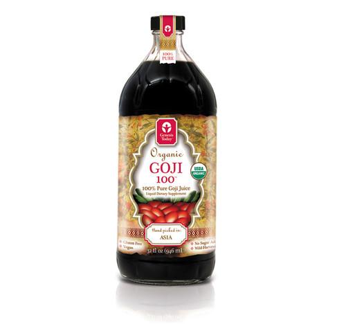 Pure Organic Goji Berry Juice