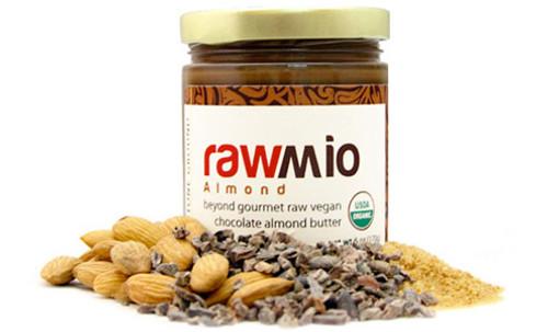 Rawmio Organic Raw Chocolate Almond Butter