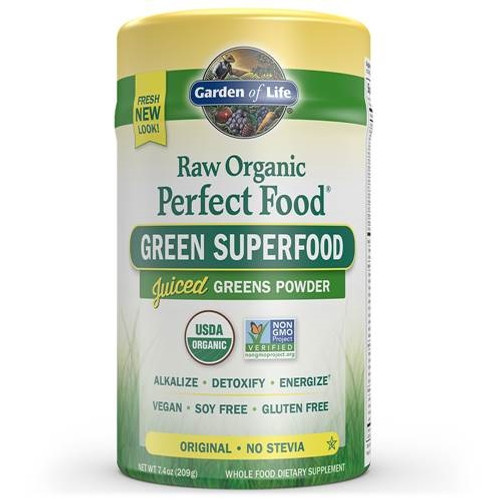 RAW Organic Perfect Food Powder