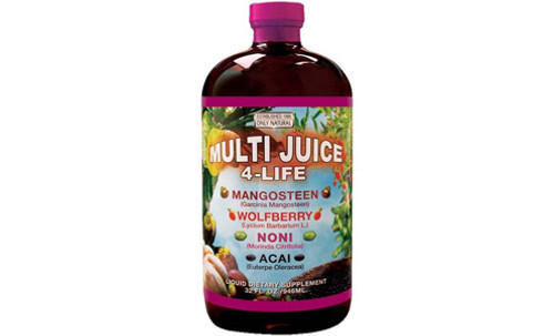Only Natural Multi Juice 4 Life