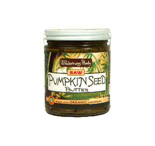 Wilderness Poets Raw Organic Pumpkin Seed Butter