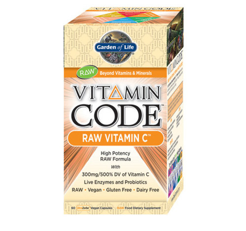 Garden of Life RAW Vitamin C