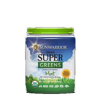 Sun Warrior Ormus Super Greens (Peppermint)