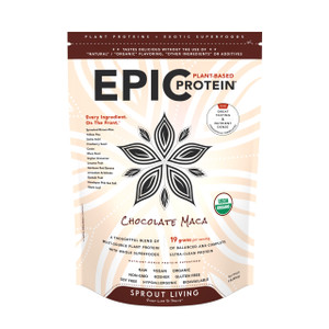 Sprout Living EPIC Protein Powder - Sunburst Superfoods
