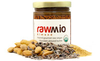 Rawmio Organic Raw Chocolate Almond Butter