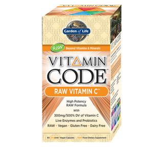 Garden Of Life Raw Vitamin C Sunburst Superfoods