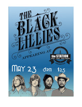 The Black Lillies return to The Station May 23rd at 8pm. Tickets are $25
