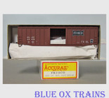 Accurail 5607 HO Frisco 50' Exterior Post Box Car SLSF 42279 Kit
