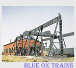 Walthers 3102 HO Scale Overhead Traveling Crane Kit