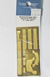 "Railflyer 6114 HO Scale Detail Part EMD Locomotive Treadplate GP38-2 & GP40-2. 81"" Nose"