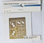 Railflyer 1082 HO Scale Detail Part EMD Locomotive Late LMS Step Kit GP38-2