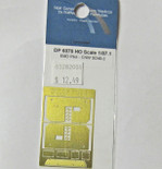 Railflyer 6070 HO Scale Detail Part Locomotive Brass EMD Pilot - CNW SD40-2