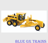 Norscot 55127 HO Scale 1:87 Caterpillar(R) Cat 160H Motor Grader - Assembled