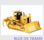 Norscot 55209 HO Scale 1:87 Caterpillar(R) Cat D9T Track-Type Dozer Tractor - Assembled