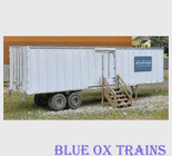 Walthers 2901 Construction Site Storage Trailer Kit HO Scale