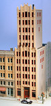 Lunde Studios 23 Falcon Tower Building Resin Kit HO Scale