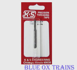 K&S Engineering 437 2-56 Thread Cutting Tap Tool