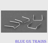 Detail Associates 2202 Drop Type Formed Wire Grab Irons pkg(24) Ho Scale