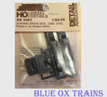 Detail Associates 3401 GP60 Dynamic Brake Box Phase II for Athearn GP50 HO Scale