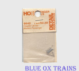 Detail Associates 6642 Coupler Lift Bar Modern pkg(4) HO Scale
