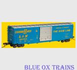 KADEE 6363 50' PS-1 Boxcar Louisville & Nashville L&N 100392 HO Scale
