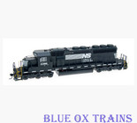 InterMountain 49326 Norfolk Southern SD40-2 Locomotive NS HO Scale