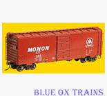 KADEE 4099 K38 40' PS-1 Boxcar MONON Chicago, Indianapolis & Louisville CIL 820 HO Scale