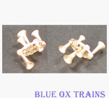 Cal Scale 565 Airhorn Leslie S-5TRPO; 3 Forward and 2 Back (Brass Castings) Ho Scale