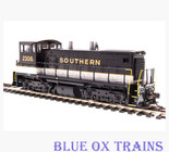 Broadway Limited HO BLI 3324 Southern EMD SW1500 Switcher Paragon2 SOU 2308 Sound/DC/DCC