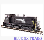 Broadway Limited HO BLI 3343 Norfolk Southern EMD SW1500 Switcher Paragon2 NS 2339 Sound/DC/DCC