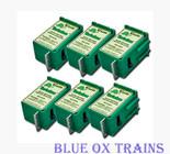 Circuitron #6006 Tortoise Switch Machine Six Pack