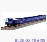 Kato 30-9040 HO Gunderson MAXI-IV Double Stack Well Car Set 6314 - Pacer Stacktrain