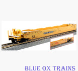 Kato 30-9041 HO Gunderson MAXI-IV Double Stack Well Car Set 765483 - TTX