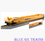 Kato HO 30-9042 HO Gunderson MAXI-IV Double Stack Well Car Set 765690 - TTX