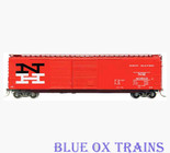Kadee 6715 K46 New Haven 50' PS-1 Box Car NH 40513 HO Scale