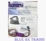 Soundtraxx Tsunami 827115 TSU-1000 EMD 710 G3C-T2 Sound Decoder