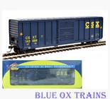 Athearn 7170 CSX PS 5344 Boxcar CNW 143684