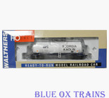 Walthers 932-7209 Georgia Kaolin Funnel Flow Tank Car ACFX 73011 HO Scale