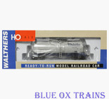 Walthers 932-7215 Thiele Funnel Flow Tank Car UTLX 24916 HO Scale